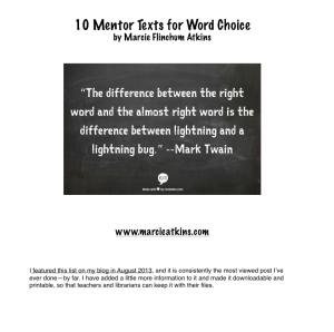 Word Choice Cover Screenshot