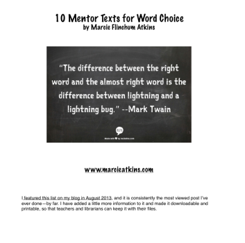 Word Choice Cover Screenshot