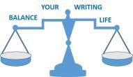 balance-writing-life
