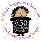 50 precious words 2018
