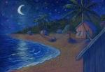moonlight pastel