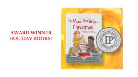 AWARD WINNER FOR HOLIDAY BOOKS TWITTER