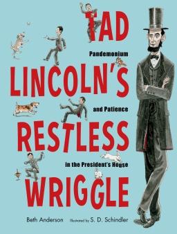TAD LINCOLNS RESTLESS WRIGGLE FC